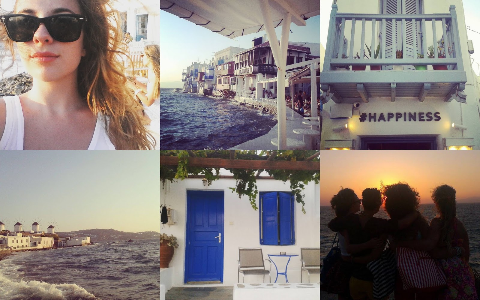 mykonos collage2