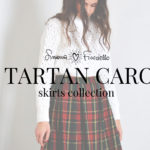 A TARTAN CAROL / skirts collection