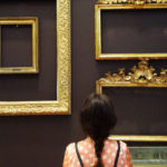 Il Museo con le cornici dorate
